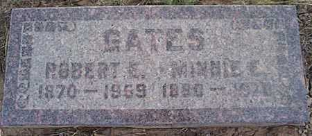 GATES, MINNIE E. - San Miguel County, New Mexico | MINNIE E. GATES - New Mexico Gravestone Photos