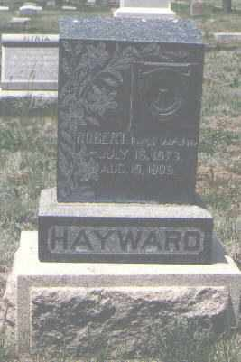 HAYWARD, ROBERT - San Miguel County, New Mexico | ROBERT HAYWARD - New Mexico Gravestone Photos
