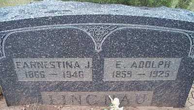LINGNAU, EARNESTINA J. - San Miguel County, New Mexico | EARNESTINA J. LINGNAU - New Mexico Gravestone Photos