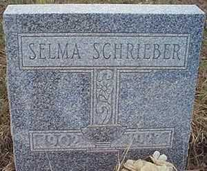 SCHRIEBER, SELMA - San Miguel County, New Mexico | SELMA SCHRIEBER - New Mexico Gravestone Photos