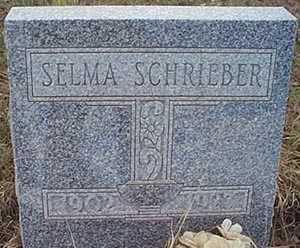 SCHRIEBER, SELMA - San Miguel County, New Mexico   SELMA SCHRIEBER - New Mexico Gravestone Photos