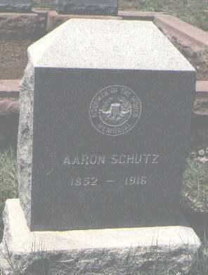 SCHUTZ, AARON - San Miguel County, New Mexico   AARON SCHUTZ - New Mexico Gravestone Photos
