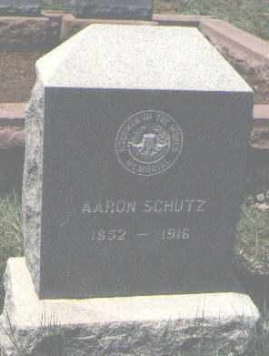 SCHUTZ, AARON - San Miguel County, New Mexico | AARON SCHUTZ - New Mexico Gravestone Photos