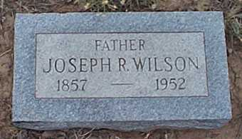 WILSON, JOSEPH R. - San Miguel County, New Mexico | JOSEPH R. WILSON - New Mexico Gravestone Photos