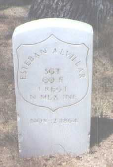 ALVILLAR, ESTEBAN - Santa Fe County, New Mexico | ESTEBAN ALVILLAR - New Mexico Gravestone Photos