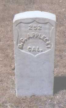 APPLEGET, DAVID C - Santa Fe County, New Mexico | DAVID C APPLEGET - New Mexico Gravestone Photos