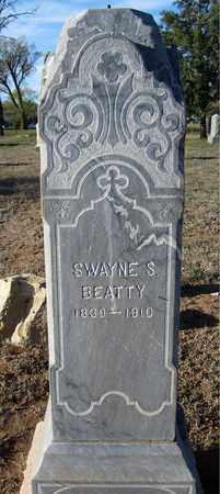 BEATTY, SWAYNE S. - Santa Fe County, New Mexico | SWAYNE S. BEATTY - New Mexico Gravestone Photos