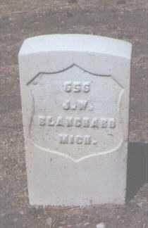 BLANCHARD, J. W. - Santa Fe County, New Mexico | J. W. BLANCHARD - New Mexico Gravestone Photos