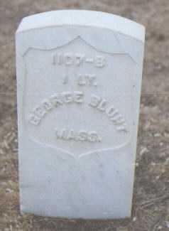 BLUNT, GEORGE - Santa Fe County, New Mexico | GEORGE BLUNT - New Mexico Gravestone Photos