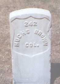 BROWN, HUGH - Santa Fe County, New Mexico | HUGH BROWN - New Mexico Gravestone Photos