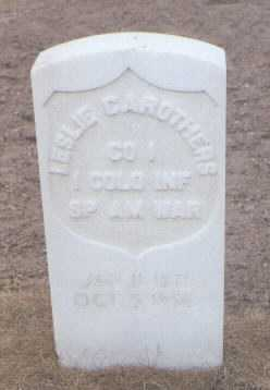 CAROTHERES, LESLIE - Santa Fe County, New Mexico | LESLIE CAROTHERES - New Mexico Gravestone Photos