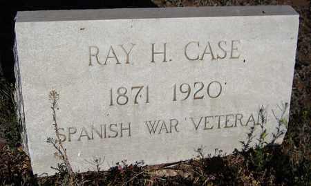 CASE, RAY H. - Santa Fe County, New Mexico | RAY H. CASE - New Mexico Gravestone Photos