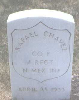 CHAVEZ, RAFAEL - Santa Fe County, New Mexico | RAFAEL CHAVEZ - New Mexico Gravestone Photos
