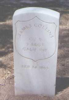 COLLINS, JAMES - Santa Fe County, New Mexico | JAMES COLLINS - New Mexico Gravestone Photos