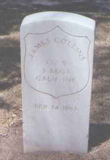 COLLINS, JAMES - Santa Fe County, New Mexico | JAMES COLLINS - New Mexico Gravestone Photos