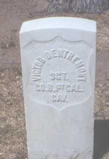 DENTREMONT, VICTOR - Santa Fe County, New Mexico   VICTOR DENTREMONT - New Mexico Gravestone Photos