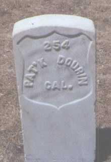 DOURIN, PATRICK - Santa Fe County, New Mexico | PATRICK DOURIN - New Mexico Gravestone Photos