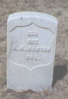 EASTON, HENRY W. - Santa Fe County, New Mexico | HENRY W. EASTON - New Mexico Gravestone Photos