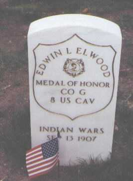 ELWOOD, EDWIN L. - Santa Fe County, New Mexico | EDWIN L. ELWOOD - New Mexico Gravestone Photos