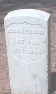 FERGUSON, ABRAHAM - Santa Fe County, New Mexico | ABRAHAM FERGUSON - New Mexico Gravestone Photos