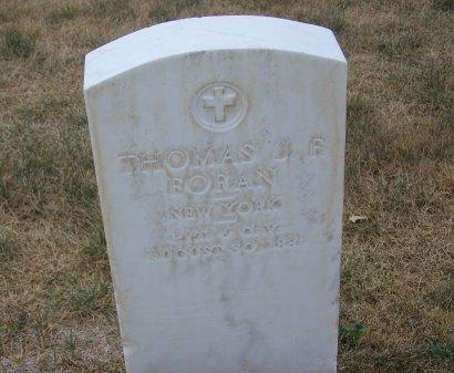 FORAN (VETERAN INDIAN WARS), THOMAS J. B. - Santa Fe County, New Mexico | THOMAS J. B. FORAN (VETERAN INDIAN WARS) - New Mexico Gravestone Photos