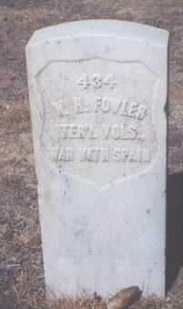 FOWLER, W. H. - Santa Fe County, New Mexico | W. H. FOWLER - New Mexico Gravestone Photos