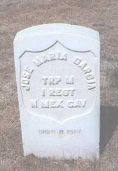 GARCIA, JOSE MARIA - Santa Fe County, New Mexico | JOSE MARIA GARCIA - New Mexico Gravestone Photos
