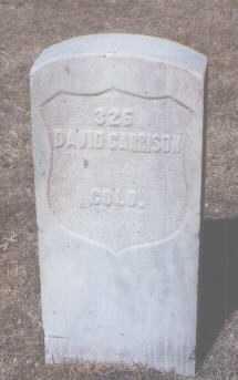 GARRISON, DAVID - Santa Fe County, New Mexico   DAVID GARRISON - New Mexico Gravestone Photos