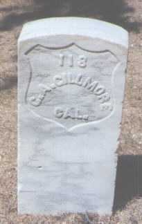 GILLMORE, GEORGE A. - Santa Fe County, New Mexico | GEORGE A. GILLMORE - New Mexico Gravestone Photos