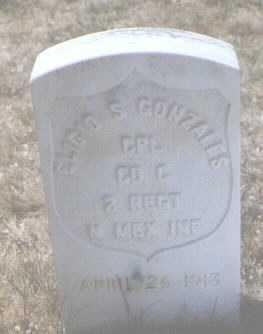 GONZALES, ELIGIO S. - Santa Fe County, New Mexico | ELIGIO S. GONZALES - New Mexico Gravestone Photos