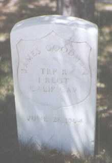 GOODMAN, JAMES - Santa Fe County, New Mexico | JAMES GOODMAN - New Mexico Gravestone Photos