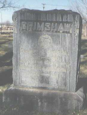 GRIMSHAW, SAMUEL B. - Santa Fe County, New Mexico | SAMUEL B. GRIMSHAW - New Mexico Gravestone Photos