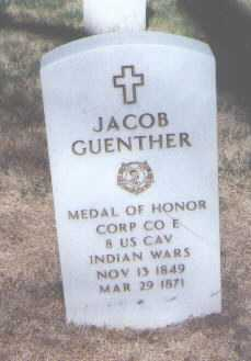 GUENTHER, JACOB - Santa Fe County, New Mexico | JACOB GUENTHER - New Mexico Gravestone Photos