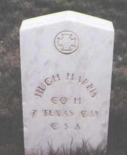HARRIS, HUGH - Santa Fe County, New Mexico   HUGH HARRIS - New Mexico Gravestone Photos