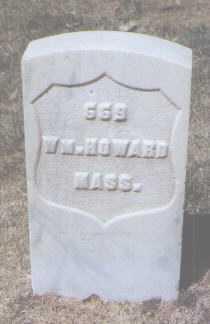 HOWARD, WILLIAM - Santa Fe County, New Mexico | WILLIAM HOWARD - New Mexico Gravestone Photos