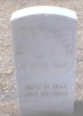 HUBBARD, EZRA S. - Santa Fe County, New Mexico | EZRA S. HUBBARD - New Mexico Gravestone Photos