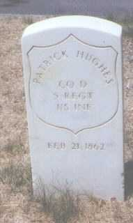 HUGHES, PATRICK - Santa Fe County, New Mexico | PATRICK HUGHES - New Mexico Gravestone Photos