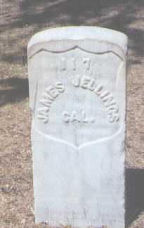 JELLINGS, JAMES - Santa Fe County, New Mexico | JAMES JELLINGS - New Mexico Gravestone Photos