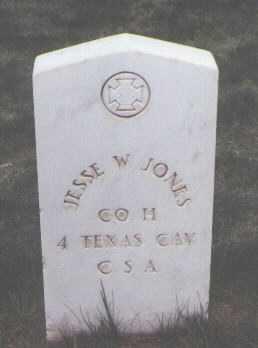 JONES, JESSE W. - Santa Fe County, New Mexico | JESSE W. JONES - New Mexico Gravestone Photos