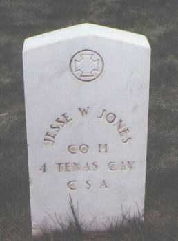 JONES, JESSE W. - Santa Fe County, New Mexico | JESSE W. JONES - New Mexico Gravestone Photos