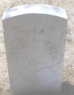JONES, JACOB J. - Santa Fe County, New Mexico | JACOB J. JONES - New Mexico Gravestone Photos