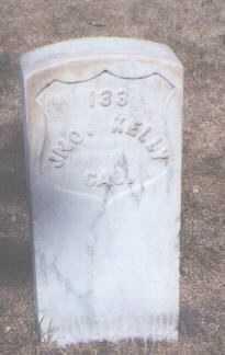 KELLY, JOHN (JNO.) - Santa Fe County, New Mexico | JOHN (JNO.) KELLY - New Mexico Gravestone Photos