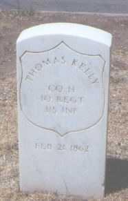 KELLY, THOMAS - Santa Fe County, New Mexico   THOMAS KELLY - New Mexico Gravestone Photos