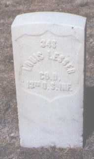 LESSER, LOUIS - Santa Fe County, New Mexico   LOUIS LESSER - New Mexico Gravestone Photos