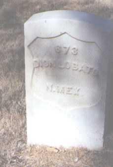 LOBATO, DION - Santa Fe County, New Mexico | DION LOBATO - New Mexico Gravestone Photos