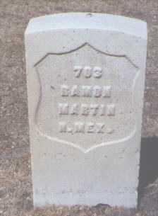 MARTIN, RAMON - Santa Fe County, New Mexico   RAMON MARTIN - New Mexico Gravestone Photos
