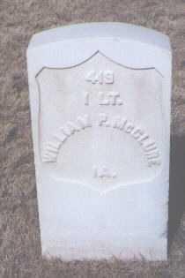 MCCLURE, WILLIAM P. - Santa Fe County, New Mexico | WILLIAM P. MCCLURE - New Mexico Gravestone Photos