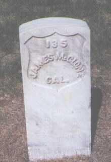 MCGLONE, JAMES - Santa Fe County, New Mexico   JAMES MCGLONE - New Mexico Gravestone Photos
