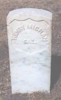 MIGHAN, HENRY - Santa Fe County, New Mexico | HENRY MIGHAN - New Mexico Gravestone Photos