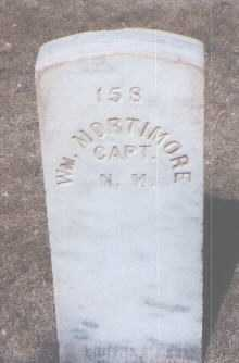 MORTIMORE, WILLIAM - Santa Fe County, New Mexico | WILLIAM MORTIMORE - New Mexico Gravestone Photos